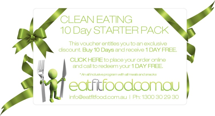 The Clean Separation- Eat Fit Food Special