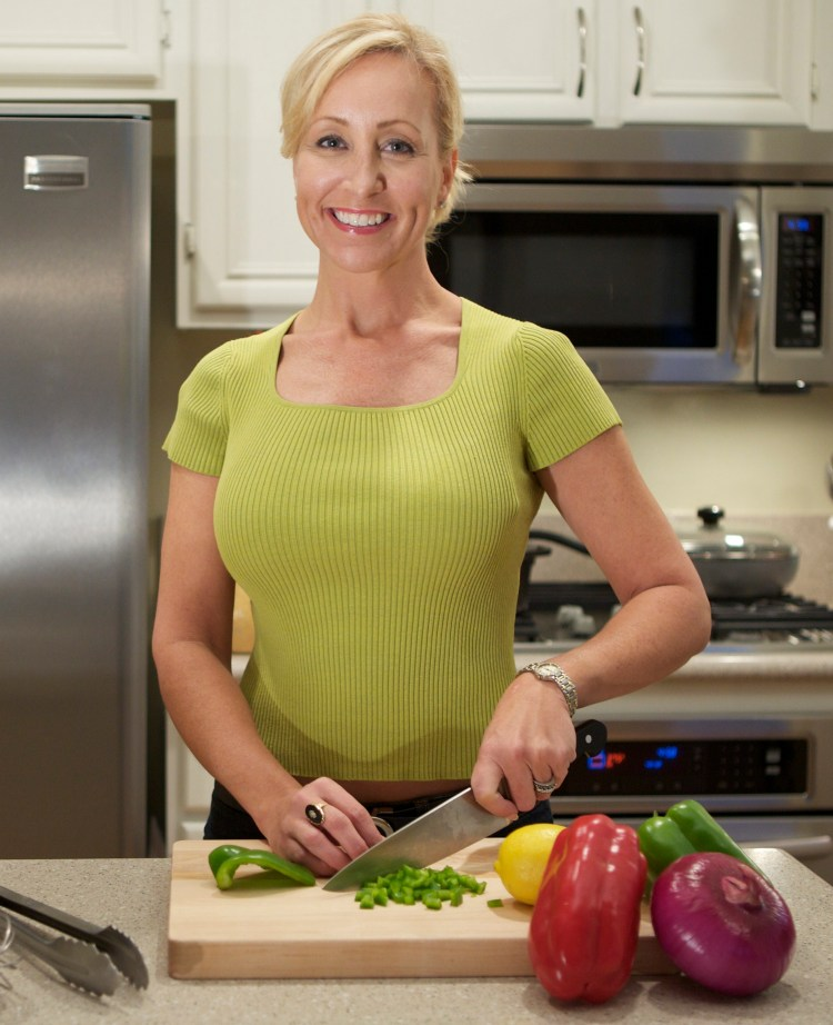 The Gorgeous Susan Irby, The Bikini Chef