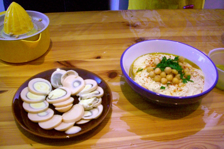 Hummus made of chickpeas can be quite problematic for sensitive individuals.