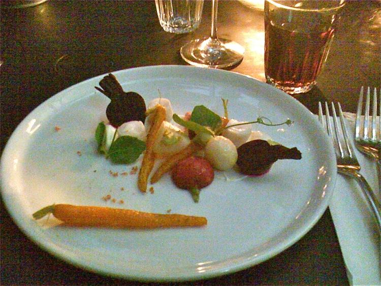 Veggies can be gourmet!
