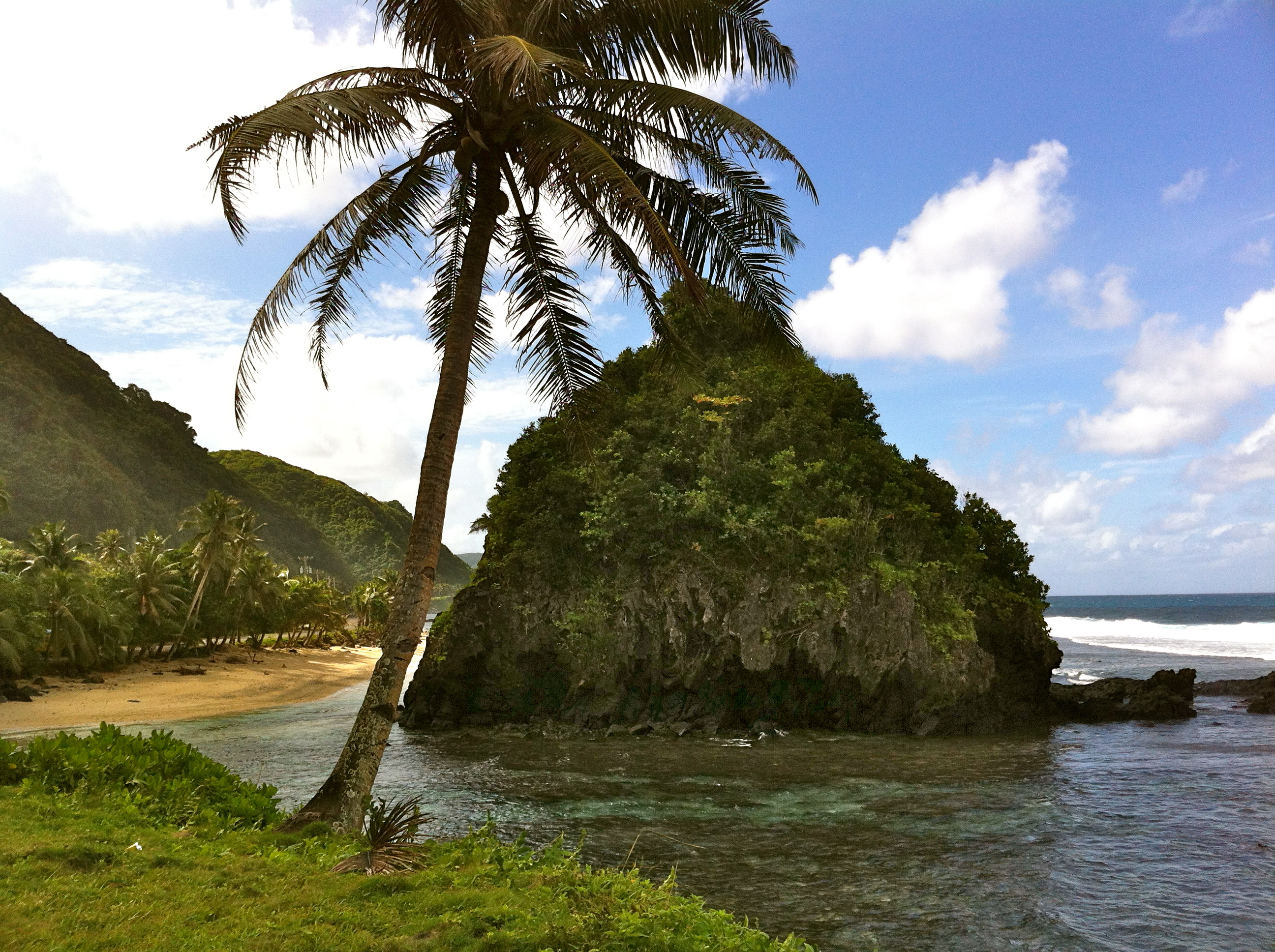Travelling Dietitian has made it to American Samoa