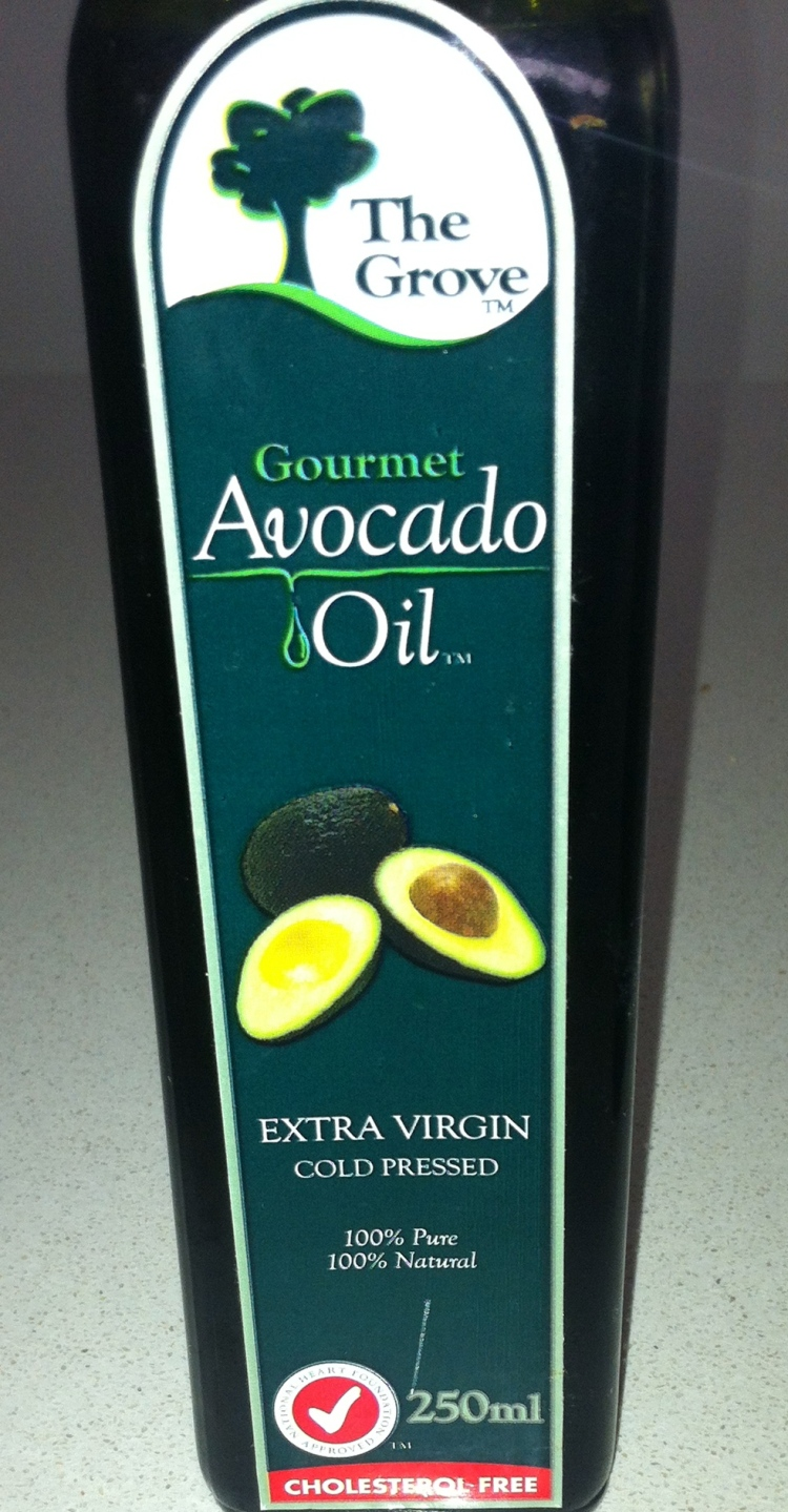 Avocado oil is rich in monounsaturated fats and has a high smoke point