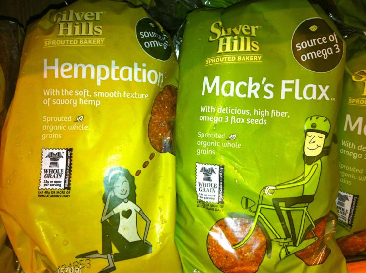 hemp crackers in the USA