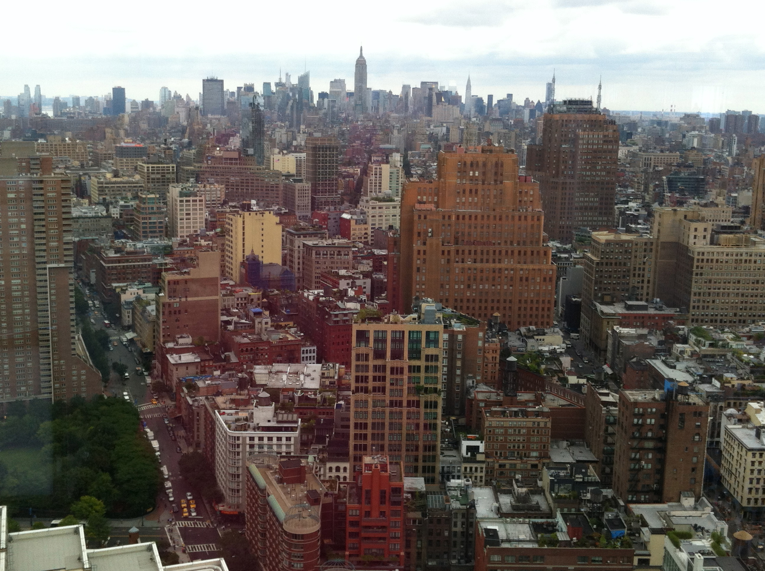 Travelling dietitian in NYC