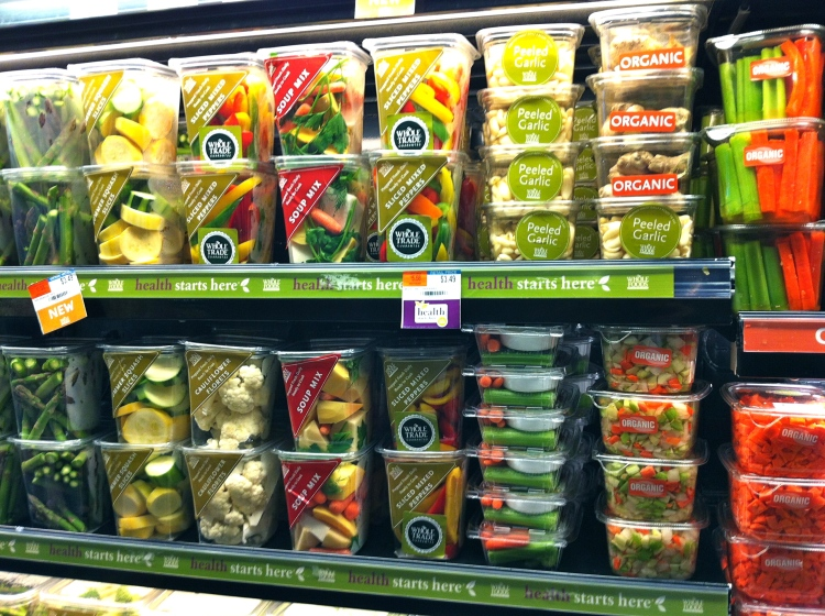 Healthy eating made seriously easy at wholefoods