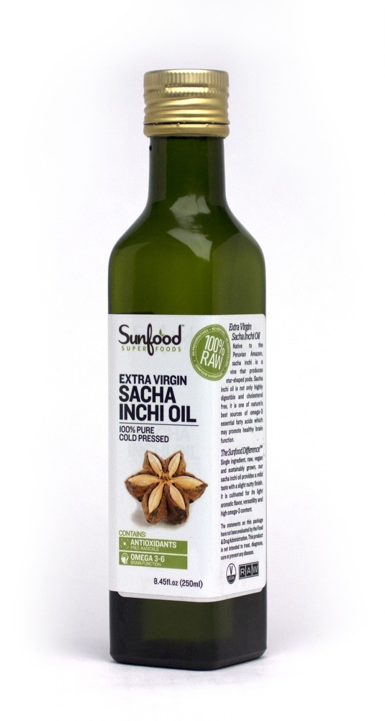 one example of a sacha inchi oil you can purchase
