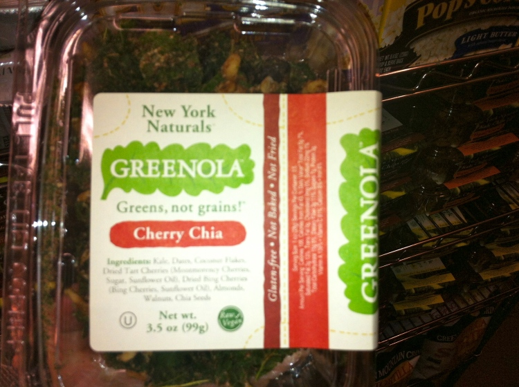 new york naturals greenola