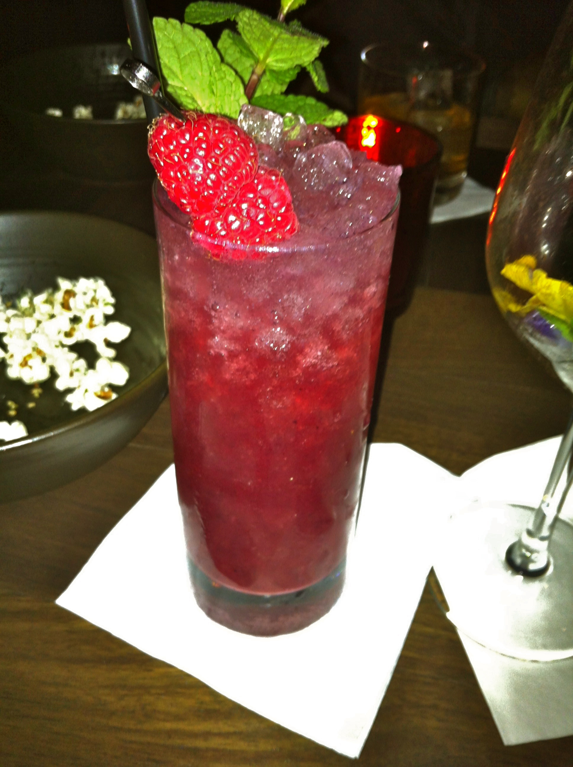 Cocktails in this city are never ceasing. Hold the sugar syrup appears to be a relatively common line in my dialect!