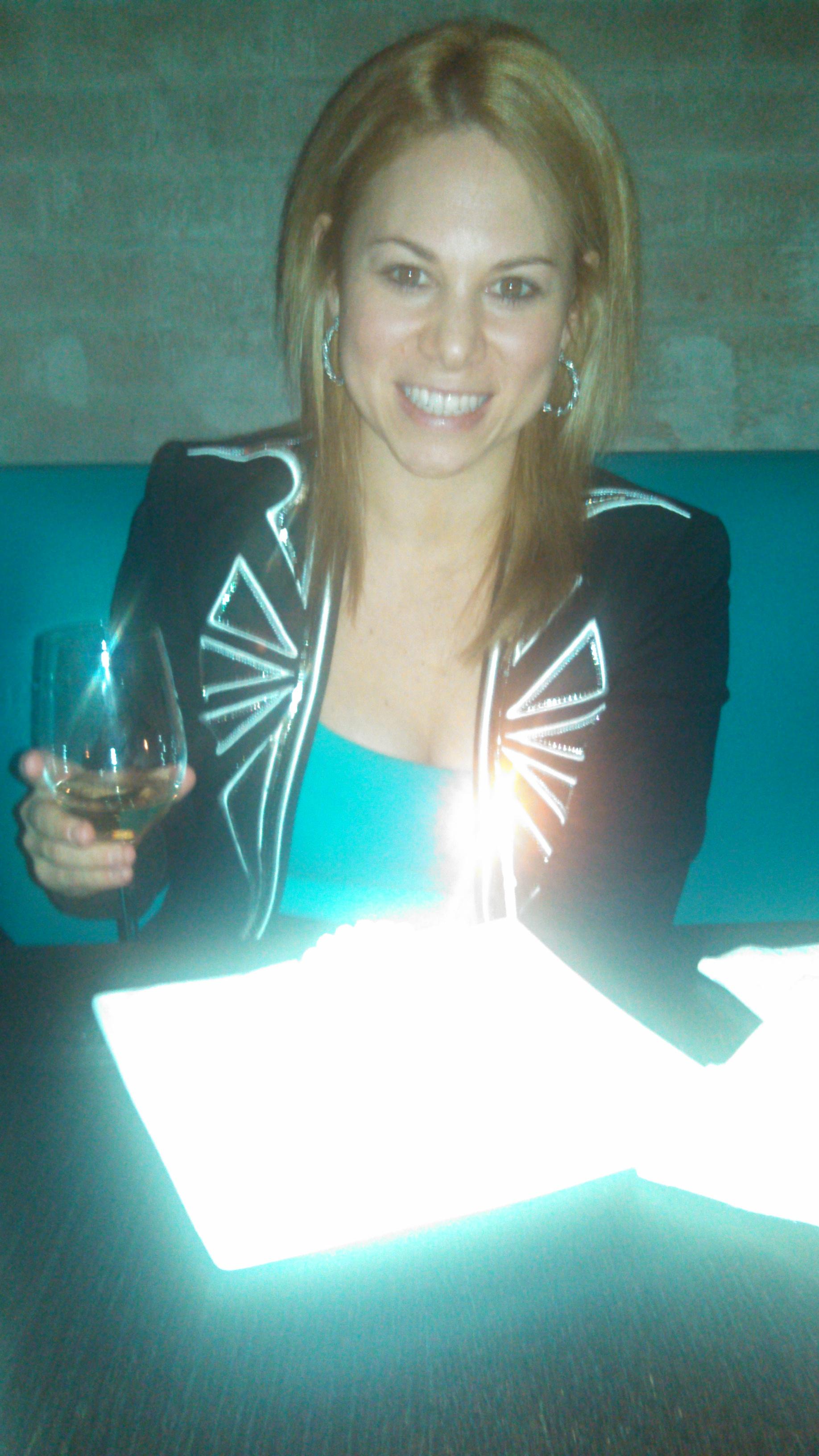My perfect birthday celebration evening with my boyfriend at my favourite restaurant Buddakan
