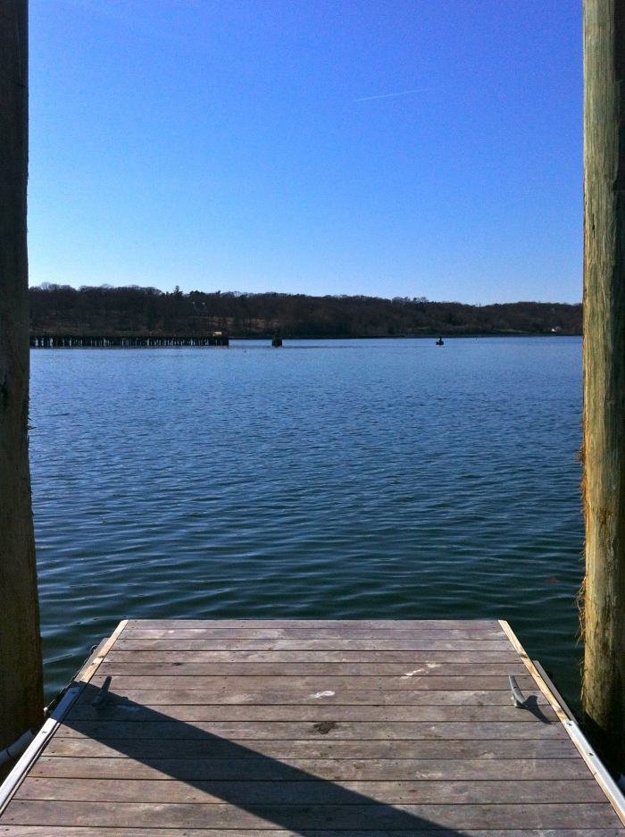 Long Island trip - calming.