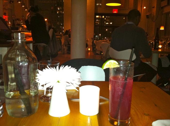 Exploring new cuisines in NYC - Amazing healthy Danish dinner at Copenhagen restaurant in Tribeca. Menu was incredible!