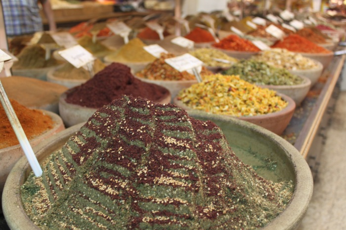 spice market in israel