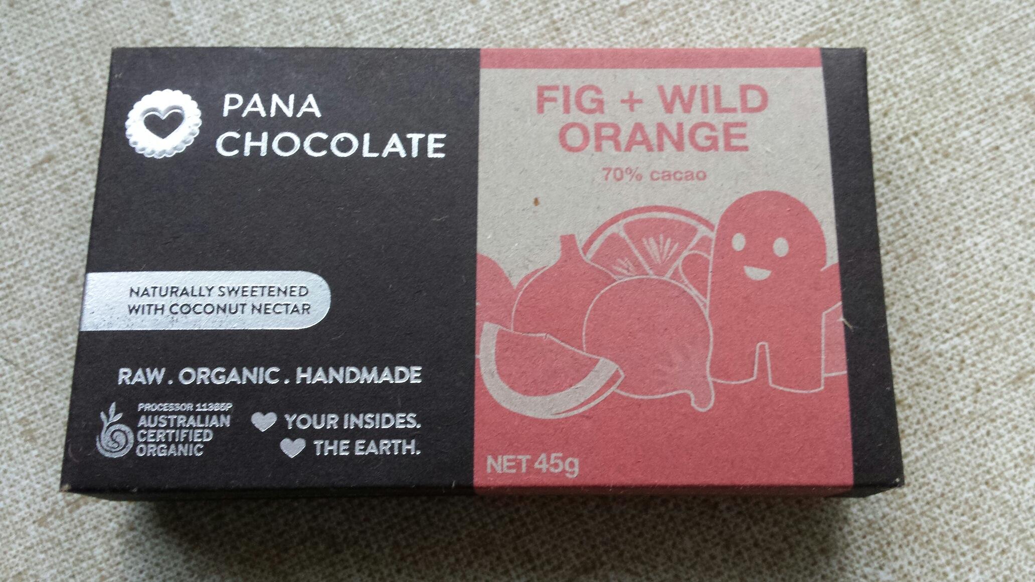 pana chocolate - raw vegan chocolate in Australia