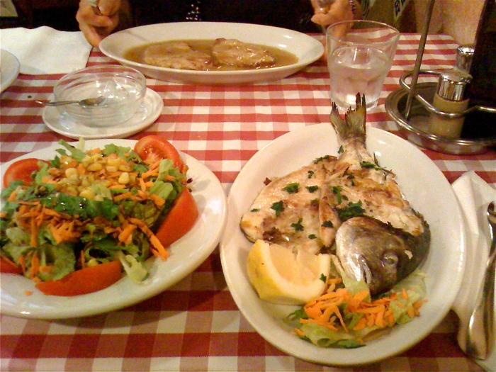 Food in the Mediterranean