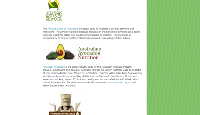 Some of the major partners for the DAA from their website
